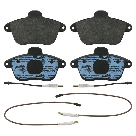 16377 - Brake Pad Set, disc brake