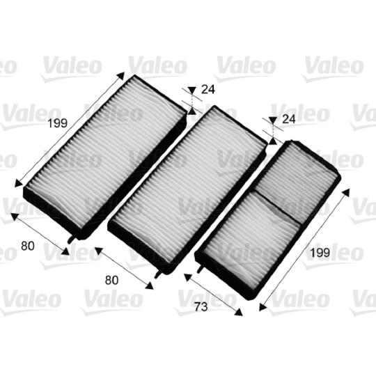 715664 - Filter, interior air