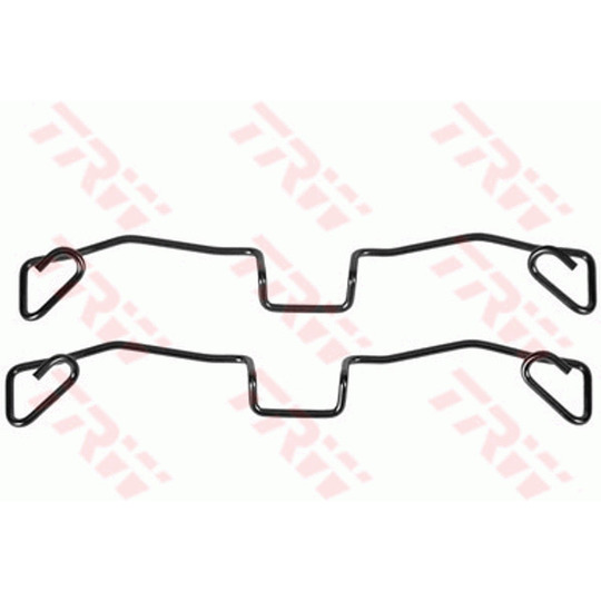 PFK480 - Accessory Kit, disc brake pad