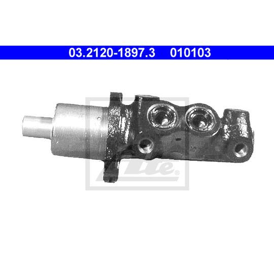 03.2120-1897.3 - Brake Master Cylinder