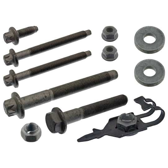 43699 - Mounting Kit, control lever