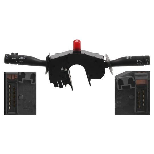 29251 - Switch, headlight; Control Stalk, indicators; Wiper Switch; Steering Column Switch