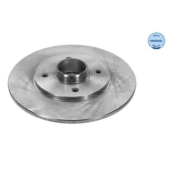 16-15 523 0007 - Brake Disc