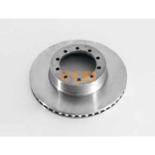 189.525 - Brake disk